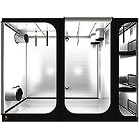 Armario de Cultivo Secret Jardin Dark Room Lodge 2en1 280x120x210cm (L280)