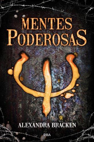 Portada del libro Mentes Poderosas (FICCIÓN YA)