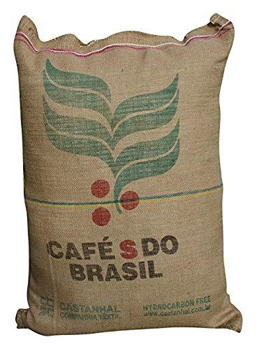 acquaverde SACCHI JUTA DI CAFFE' USATI 70 x 100 SACCO (5 PEZZI) TELA YUTA CAFE …