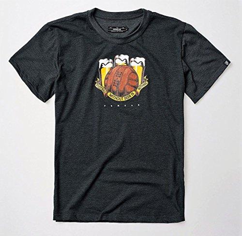 PG Wear T-Shirt No Beer No Football grau S-3XL Grau