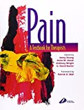 Pain: A Textbook for Therapists, 1e by Jenny Strong PhD MoccThy BoccThy (2001-10-25)