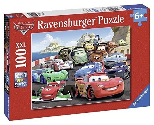 Ravensburger - 10615 - Puzzle Enfant Classique - Cars 2 -100 Pièces...