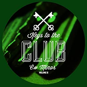Various Artists-Keys To The Club C# Minor Vol 2