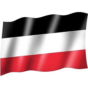 u24 fahne flagge kaiserreich mit adler reichsadler. Black Bedroom Furniture Sets. Home Design Ideas
