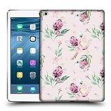 Head Case Designs Offizielle Kristina Kvilis Romantisch 2 Blumige Muster Ruckseite Hülle für iPad Air (2013)
