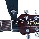 Fretfunk - Cinturino per chitarre acustiche, con bottone