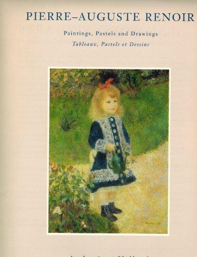 Pierre-Auguste Renoir - Paintings, Pastels and Drawings by Ambroise Vollard (1989-09-01)