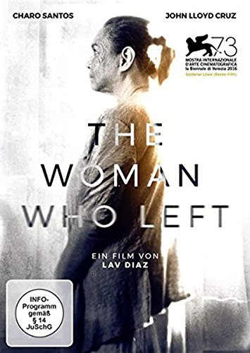 The Woman Who Left, 1 DVD-Video