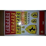 Ferrari autocollants, Stickers 11en kit