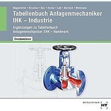 CD-ROM - Tabellenbuch Anlagenmechaniker IHK - Industrie: Ergänzungen zu Tabellenbuch Anlagenmechaniker SHK - Handwerk