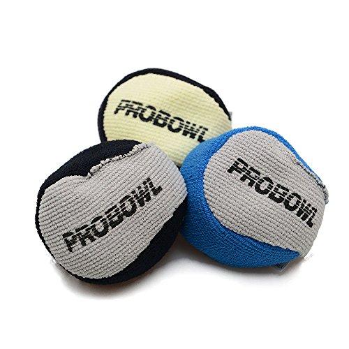 pro-bowl-bowling-microfibra-grip-ball-nero-grigio