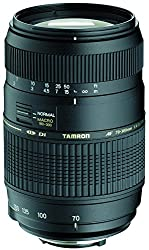 Tamron AF 70-300mm F/4.0-5.6 Di LD Macro Telephoto Zoom Lens for Nikon DSLR Camera