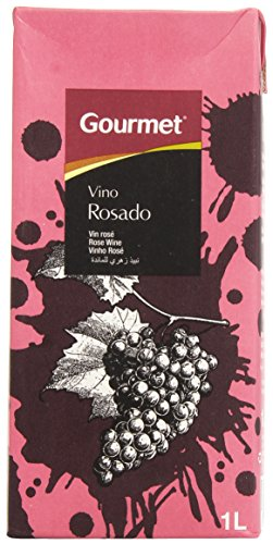 Gourmet - Vino rosado - 1