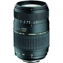 Tamron A17NII - Objetivo para Nikon (70-300mm, f/4-5.6, macro, 62 mm), color negro