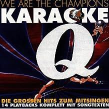 Queen - We Are The Champions [KARAOKE]
