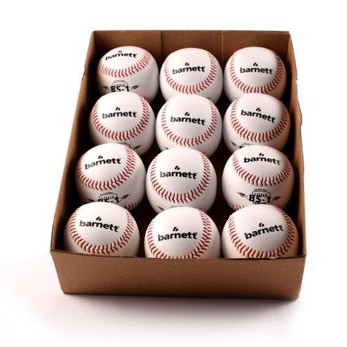 BS-1 Baseball Ball Anfänger Baseball, Softtouch, Grösse 9, 12St.