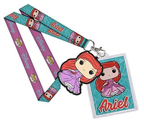 Disney - Arielle Die Meerjungfrau - Schlüsselband Keychain -