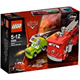 LEGO Cars 2 9484: Reds Water Rescue