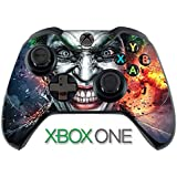 Elton Xbox One Controller Designer 3M Skin for Xbox One, DualShock Remote Wireless Controller - Joker, Skin for One…