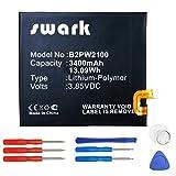 Swark Akku ersetzt Google B2PW2100 35H00263-00M - Li-Polymer 3400mAh - für Pixel XL, Nexus M1, M1 Global TD-LTE, G-2PW2100, G-2PW2100-021-B, G-2PW2200