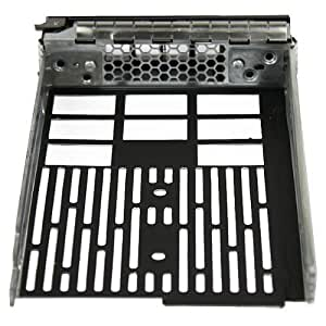 3.5 F238F 0G302D G302D 0F238F 0X968D X968D SAS/SATAu Hard Drive Tray/Caddy for DELL server R610 R710 T610 T710 + screws Compatible Part Number: F238F Consumer Portable Electronics/Gadgets