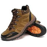 Scarpe da montagna per escursionisti in misto Scarpe da montagna per camminate in camminata Stivali da campeggio all'aperto Sneaker Plus Size Disponibile GOMNEAR