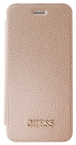Guess Etui folio Guess rose pour iPhone6/6S/7/8