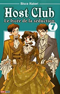 Host Club Edition simple Tome 7