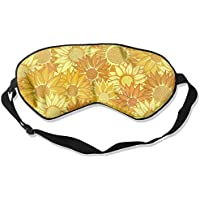 Sleep Eye Mask Yellow Sunflower Lightweight Soft Blindfold Adjustable Head Strap Eyeshade Travel Eyepatch E2 preisvergleich bei billige-tabletten.eu