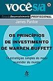 os princ?pios de investimento de warren buffett cole??o voc? s a em portuguese do brasil