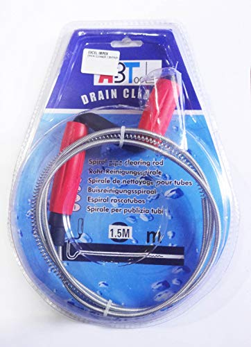 Sink And Drain Blockage Cleaner And Opener -