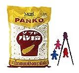 Panko, Brotkrumen für Japanisches Tempura, Lobo 6 x