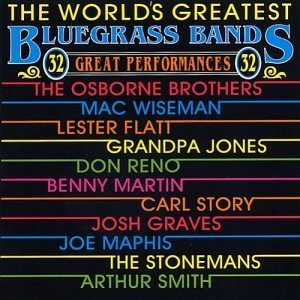 World's Greatest Bluegrass Ban by Various (1999-02-16)