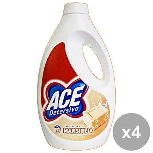 set-4-ace-lavatrice-liquido-23-mis-marsiglia-detergenti-casa