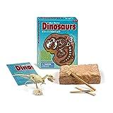 Tosbess Ausgrabungsset Fossilien Dinosaurier Spielzeug