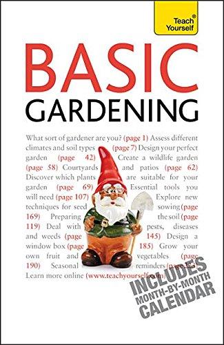 Basic Gardening (Teach Yourself)
