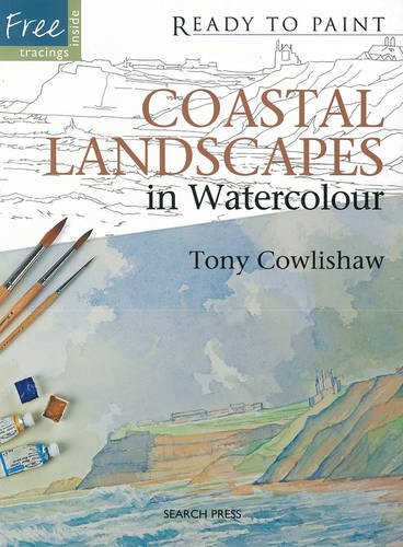 Coastal Landscapes: in Watercolour (Ready to Paint)