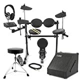 Digital Drums 502-J Electronic Drum Kit & Amp Pack