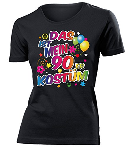 rauen T-Shirt Karneval Fasching Motto Schlager Party Outfit Schlagershirt Faschingskostüm Schlagerkostüm Oberteil Accessoires Jacke ()