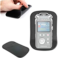 DURAGADGET Tapete Antideslizante para Philips DVT7500, ieGeek 8GB, Roland R-07 Portable Audio
