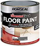 Ronseal DHFPSL25L 2.5L Diamond Hard Floor Paint - Slate