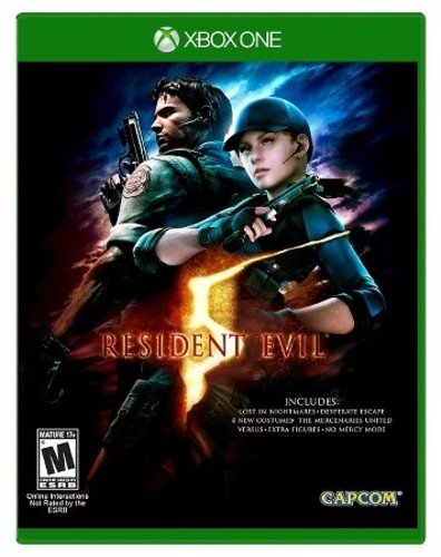 Resident Evil 5 (US-Version / Codefree)