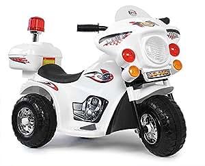 Elektromotorrad Kindermotorrad Polizei Motorrad Elektro