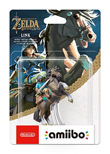 amiibo-The-Legend-of-Zelda-Collection-Link-Reiter-Breath-of-the-Wild