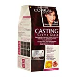 L'Oréal Paris Casting Crème Gloss 360 Kirschschokoladen-Cherry Black - Haarfärbemitteln