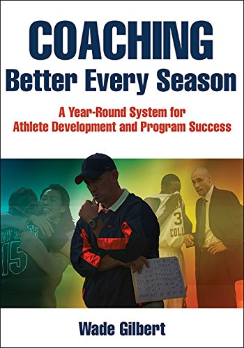 Read e-Books Online Coaching Better Every Season: A Year-Round Process for Athlete Development and Program Success