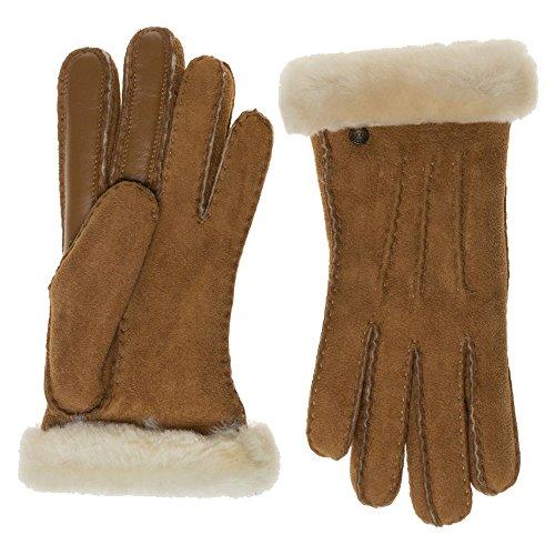 Ugg® Australia Carter Smart Damen Handschuhe Braun