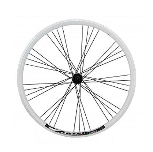 RIDEWILL BIKE ' Roue avant VTT 29'Aluminium 9x 4Blanc (roues vTT)/Front Wheel MTB...