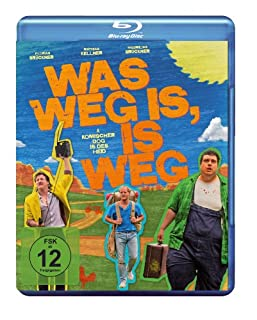 Was weg is, is weg [Blu-ray]