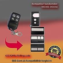 94330e, 94333e, 94334E, 94335E, 94335E de Old Repuestos para emisor manual de mando a distancia, 433.92MHz, Rolling Code